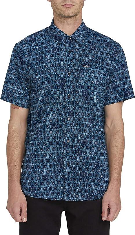 Volcom Sun Medallion S/S - Camisa Hombre: Amazon.es: Deportes y aire libre