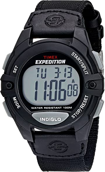 aae007b921b0 Timex Men s Expedition Classic Digital Chrono Alarm Timer Full-Size Watch