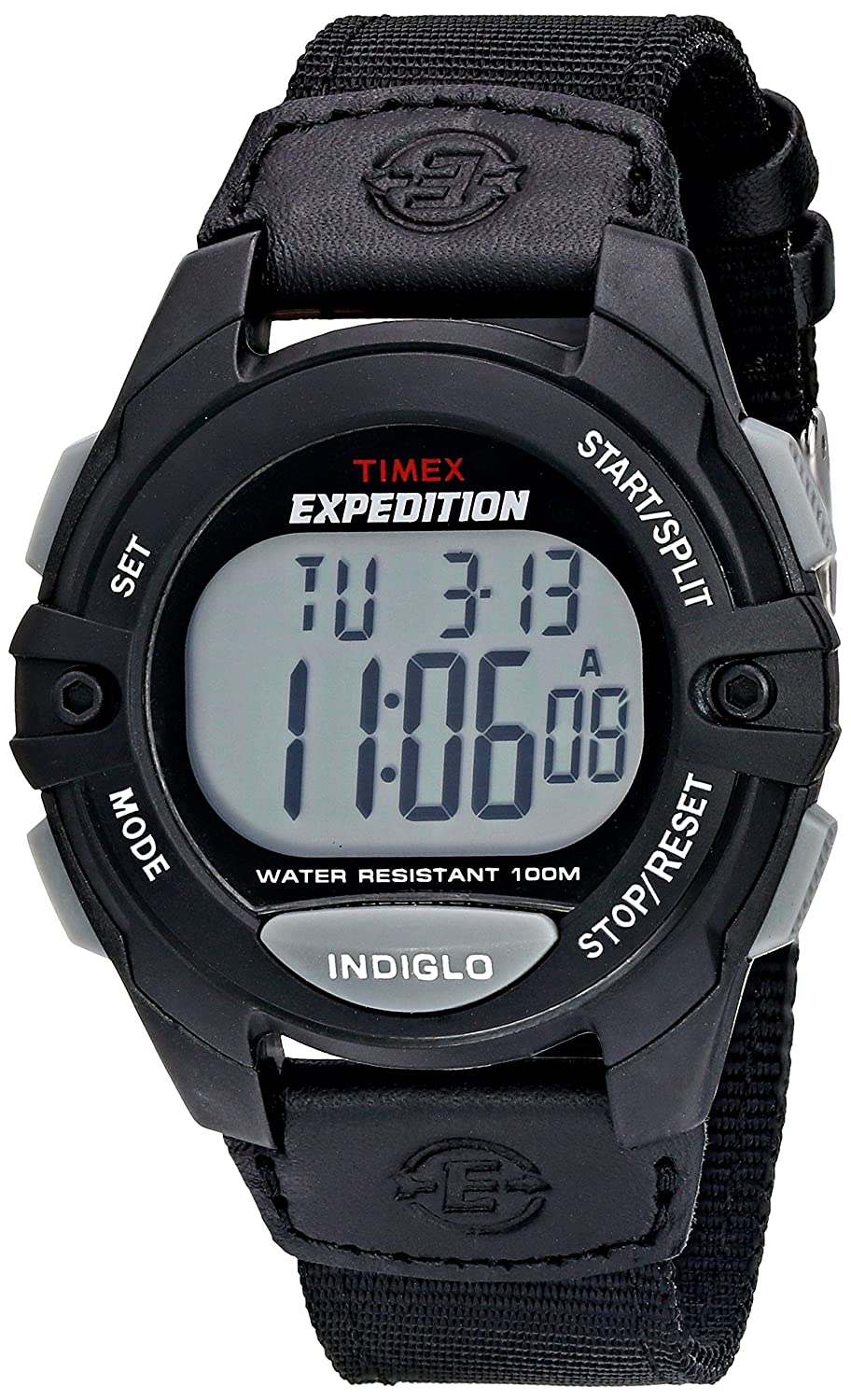 amazon com timex men s t49992 expedition full size digital cat rh amazon com Timex Expedition Watches Men Camo Timex Expedition Indiglo Watch