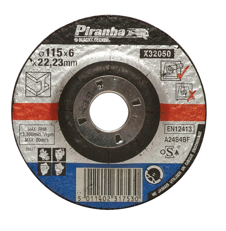 PIRANHA X32050 MOLA X ANGOLARI D.115 1 PZ STANLEY BLACK & DECKER