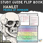 Study Guide Flip Book for Hamlet Prince of Denmark, By William Shakespeare
