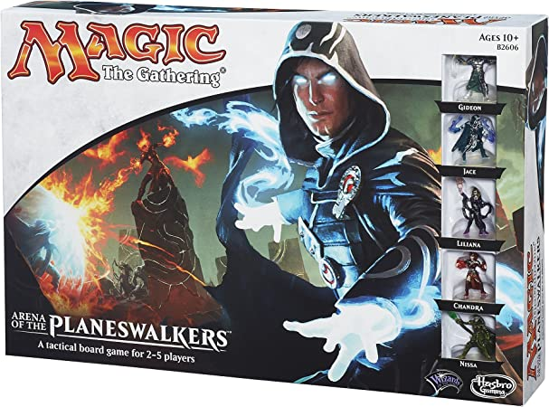 Hasbro Magic la recopilación de Arena de los Planeswalkers Juego: Amazon.es: Juguetes y juegos