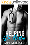 Helping Dr. Hottie: A Steamy Older Man Younger Woman Romance