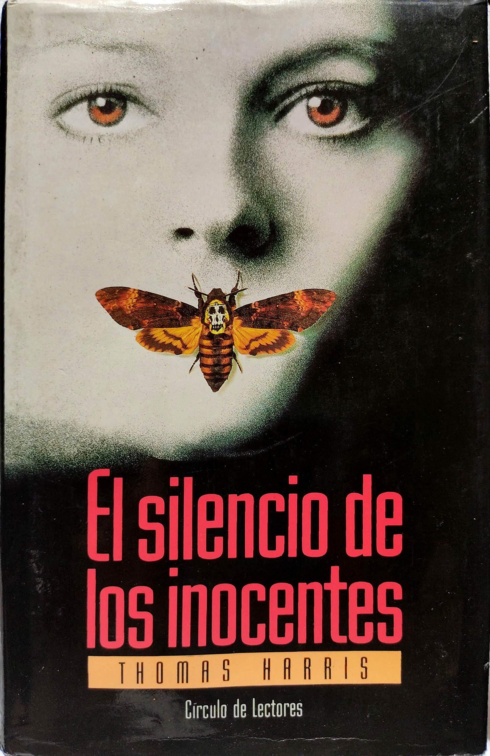 EL SILENCIO DE LOS INOCENTES: Amazon.es: Thomas Harris: Libros