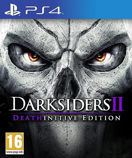 2 opinioni per Darksiders 2 Deathinitive Edition (PS4)- [Edizione: Regno Unito]
