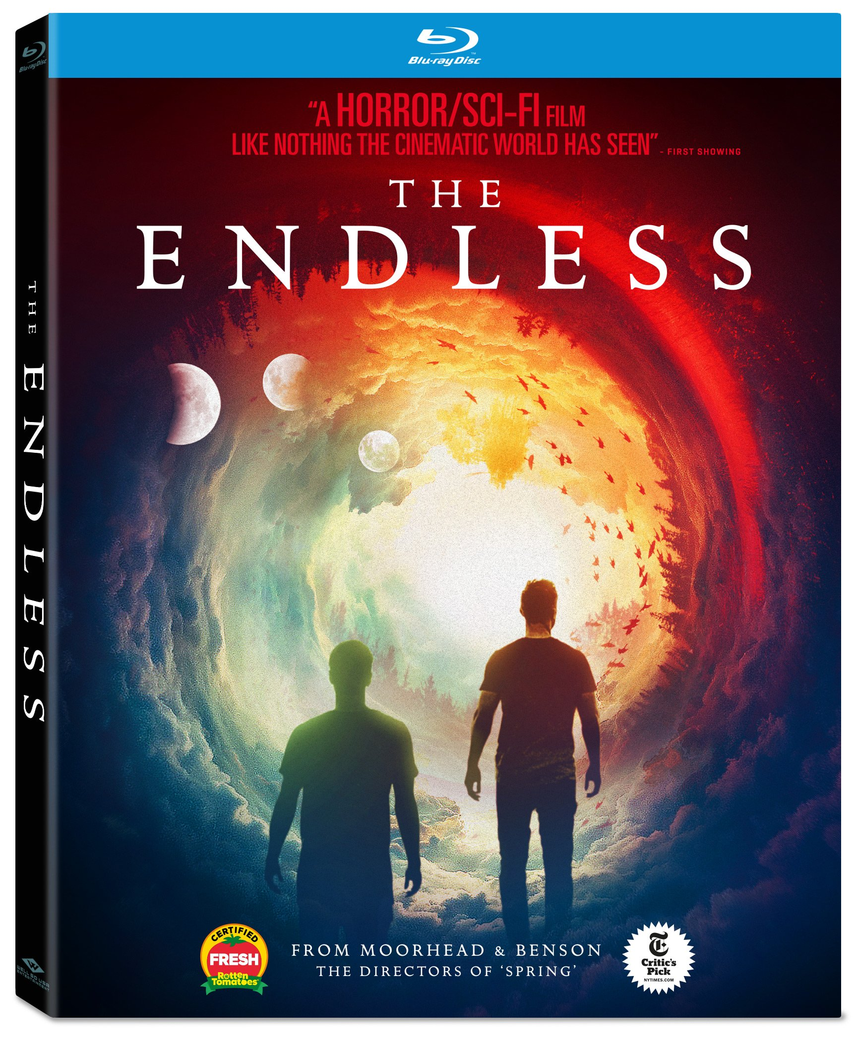 Blu-ray : The Endless (Blu-ray)