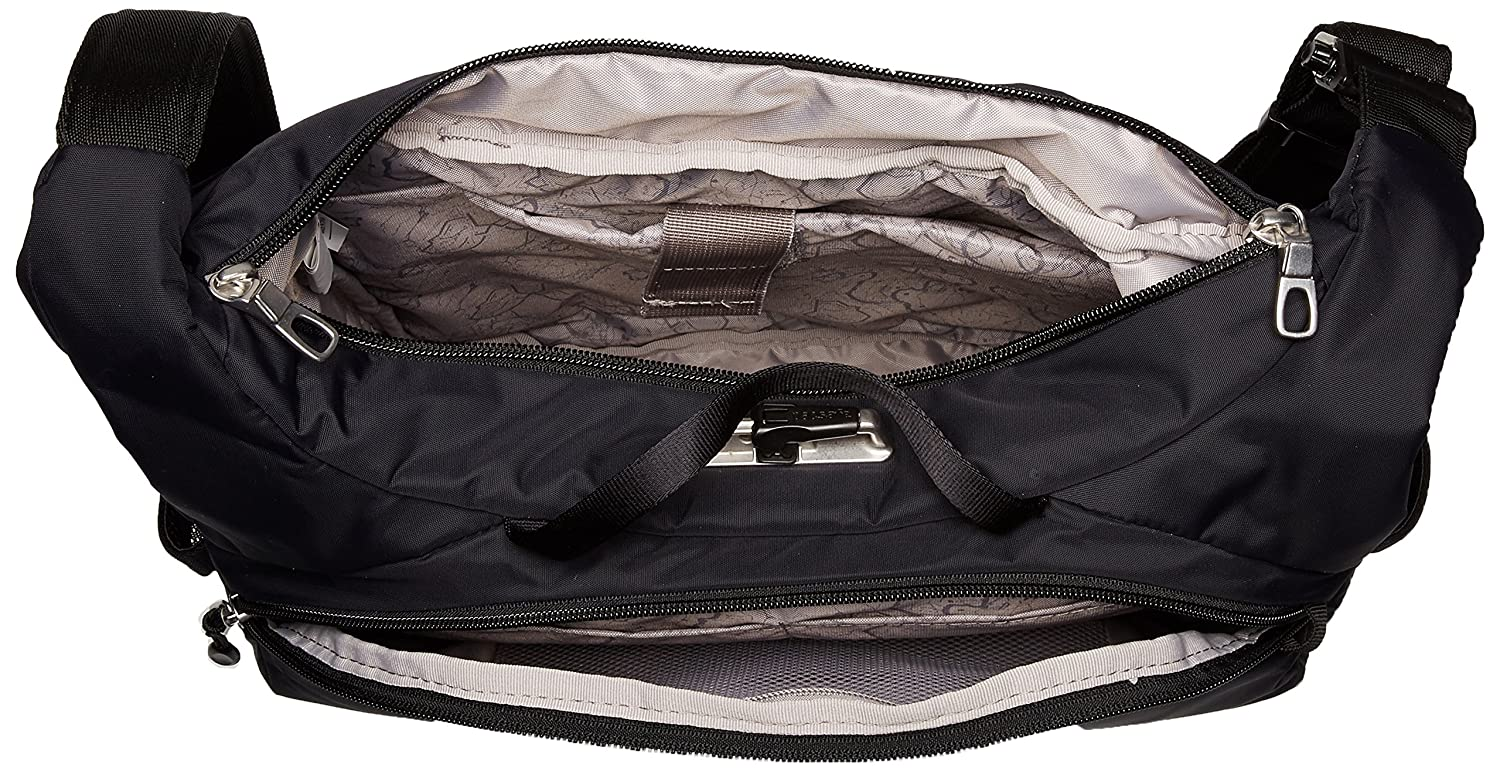00646f2026b6 Pacsafe Vibe 200 Anti Theft Compact Travel Shoulder Bag