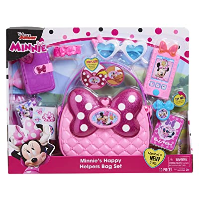 Minnie's Happy Helpers Bag Set: Toys & Games