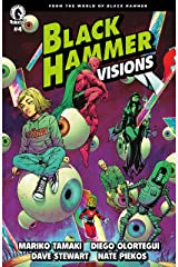 Black Hammer: Visions #4 Kindle Edition