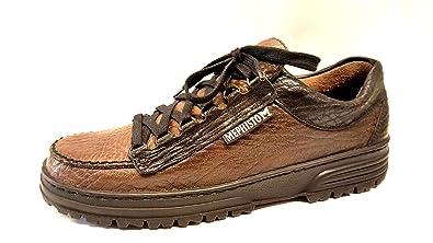 e60ffdfb98c4a8 MEPHISTO CAPTOWN C824 D22 hommes Chaussures à lacets, gris 47 EU grande  taille