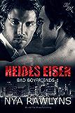 Curling Iron: Heißes Eisen (Bad Boyfriends 1) (German Edition)