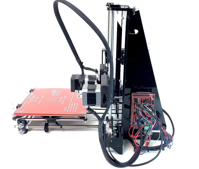 Reprapguru Black Diy Prusa I3 3d Printer Kit Industrial Reprap Ramps 14 Wiring Nwreprapcom Youtube Scientific
