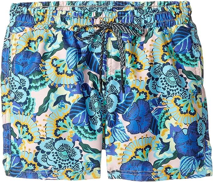 a900e7cd3d6d9 Maaji Kids Women's Sunset Peak Swim Shorts Multicolor Swimsuit Bottoms