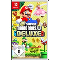 New Super Mario Bros. U Deluxe. (import allemand)