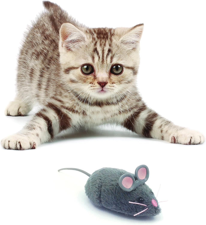 Aussie Naturals Cat Toy Mouse 4 Ct 1 EA