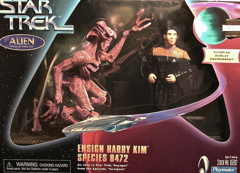 Star Trek Alien Series Ensign Harry Kim Species 8472