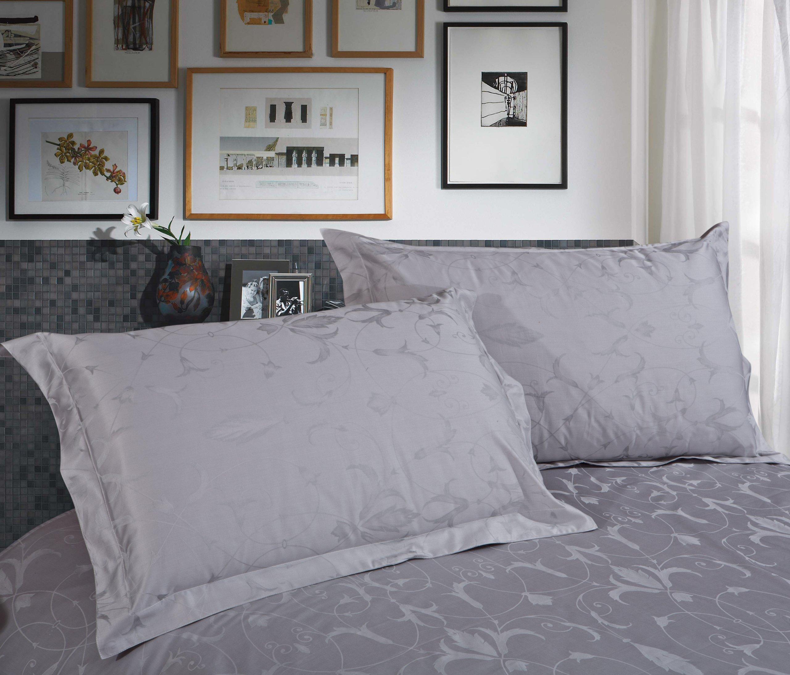 Daloyi Hotel Prime: 2-piece sham set - (new design) Morning Glory - JF91010