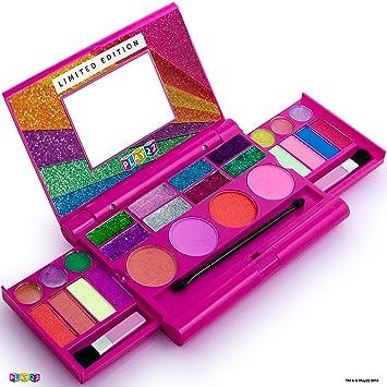 Kids Makeup Palette For Girl – Real Washable Kids Makeup - My First  Princess Make Up Set Include 4
