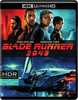Blade Runner 2049 4K Ultra HD on Blu-ray