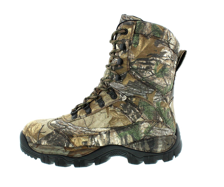 e017613d7e2 Itasca Men's Carbine Waterproof 1200g Thinsulate Rain Boot