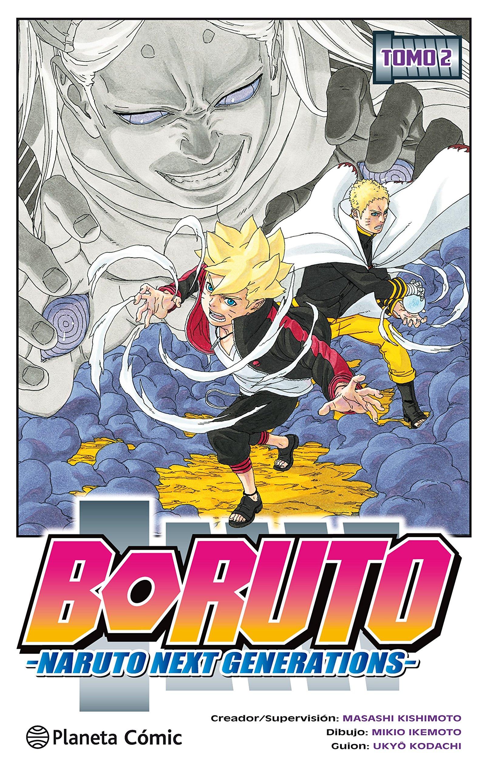 Boruto 2, Naruto next generations: Masashi Kishimoto ...