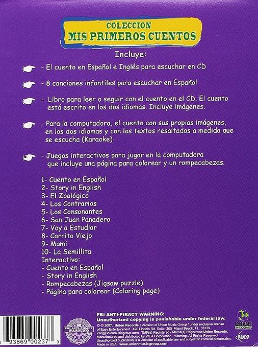 Various Artists - Juanito Y Las Habichuelas Magicas: Mis Primeros - Amazon.com Music
