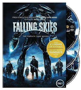 Amazon.com: Falling Skies: Season 3: Noah Wyle, Moon Bloodgood, Drew ...