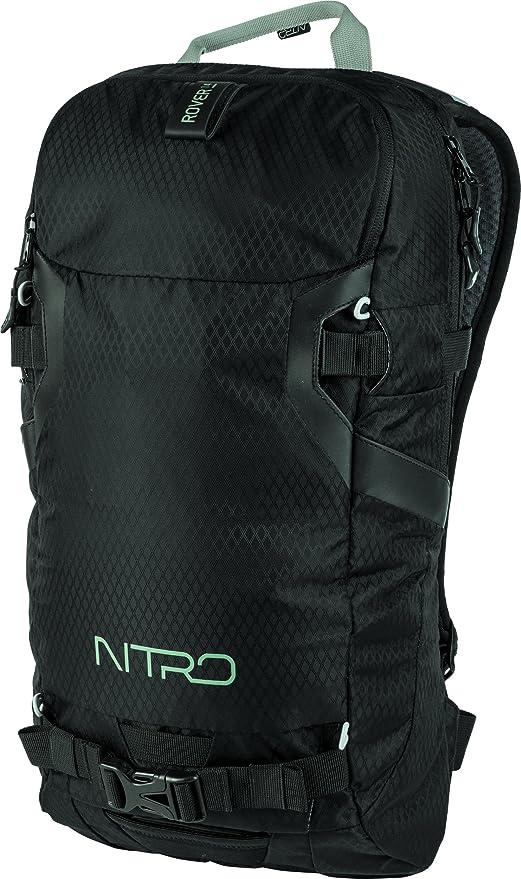 Nitro Rover 14 Snowboard sac à dos, Mixte, ROVER 14, Deep Sea, 48 x 11 x 27 cm