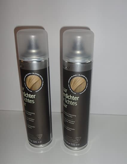 2 x hairfor2 pelo crecepelo Spray 400 ml