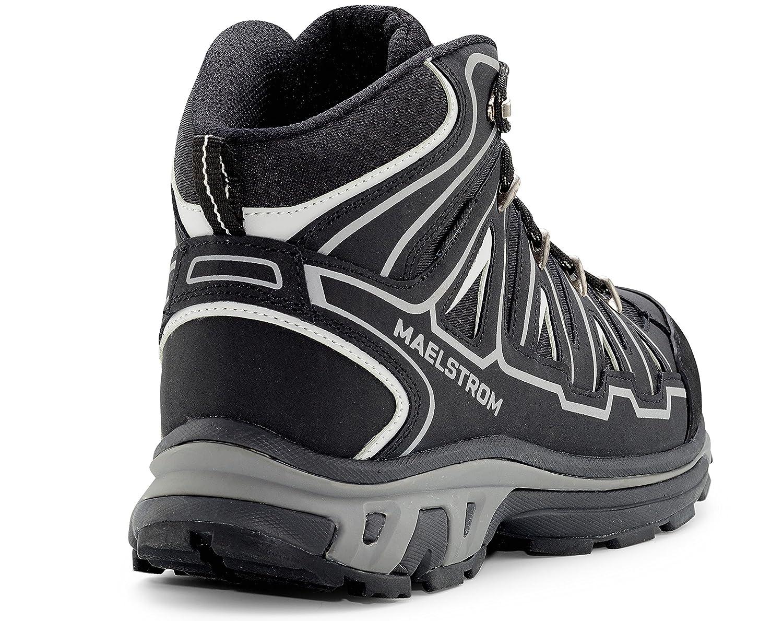4c4d53bb8179f Maelstrom Men s Botas Impermeable de montaña para Mochilero al aire libre  Trekking Caza - Con estilo cómodo Impermeable ligero Botas - 1 año  Fabricante ...