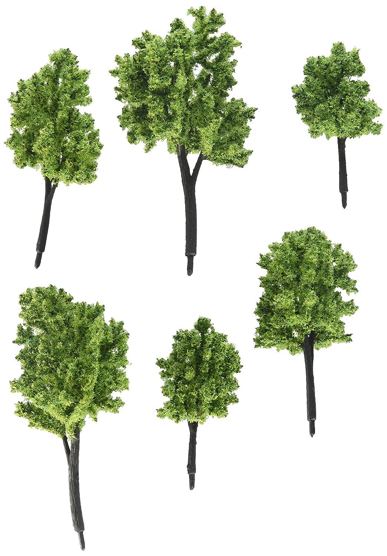 Noch 24210 Tree Spring 40-100Mm 10// H0,Tt,N,Z Scale  Model Kit