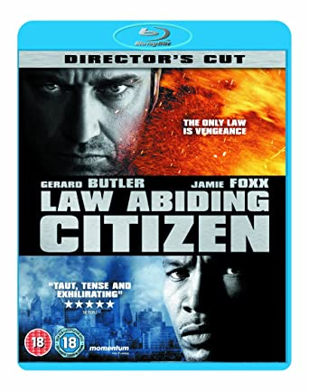 Law Abiding Citizen (2009) UNRATED DC BRRip 720p 1.1GB [Hindi – English] MKV