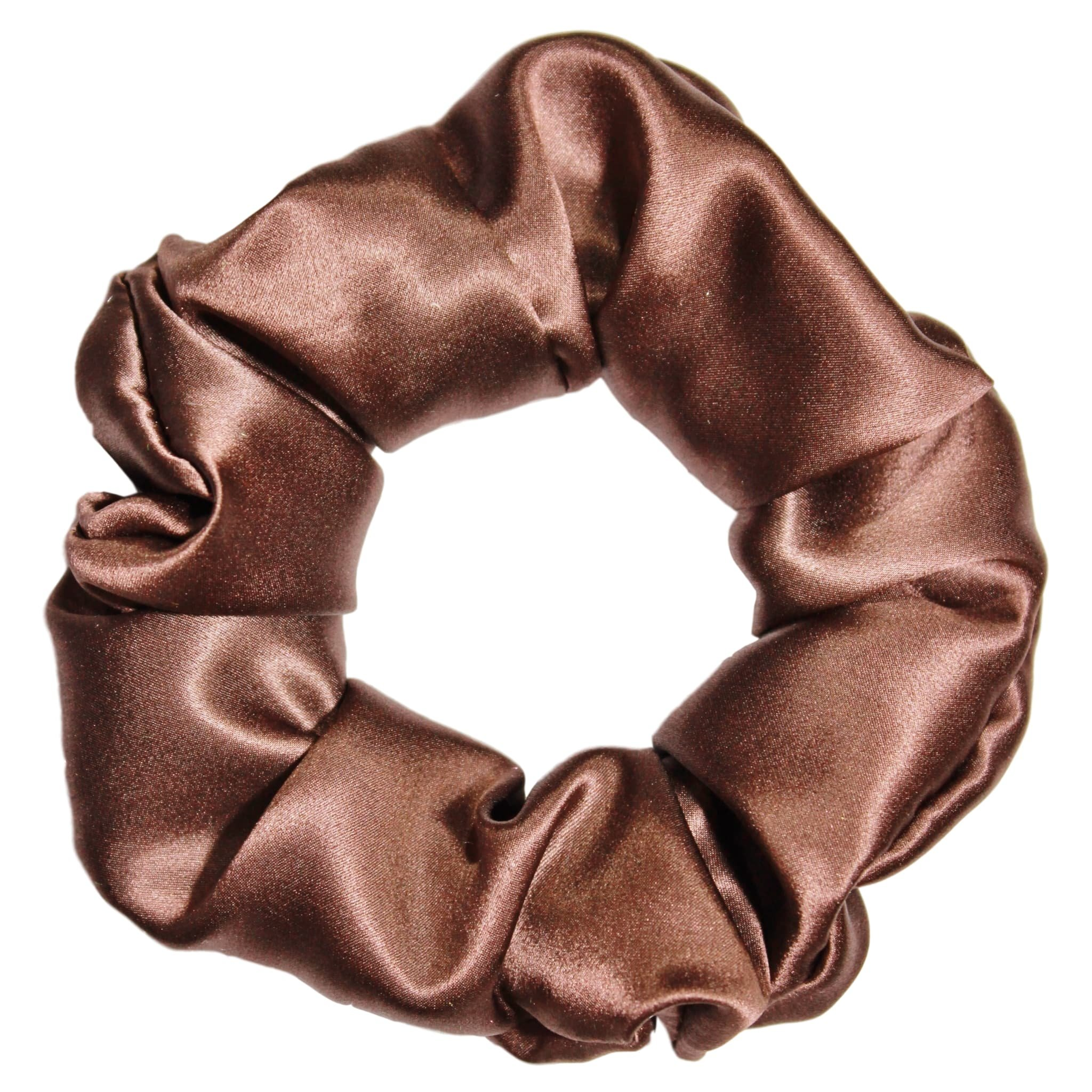 Amazon Com Satin Scrunchies 100 Silk Premium Quality