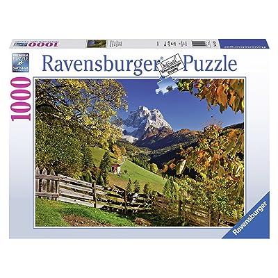 Ravensburger - Puzzles 1000 Piezas, diseño Montaña (19423 0): Juguetes y juegos