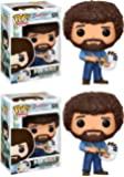 Funko Television: Pop Bob Ross 2 Pack Collectible Set