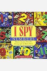 I Spy Numbers Paperback