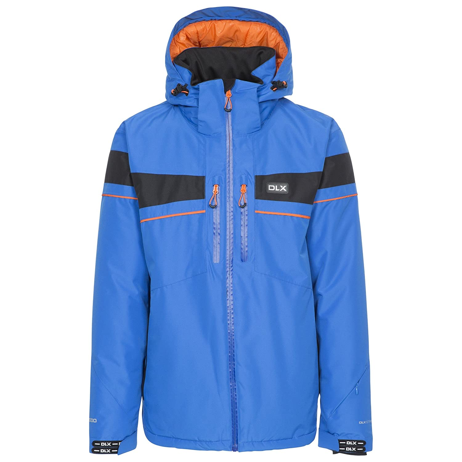Trespass Mens Pryce DLX Waterproof Ski Jacket