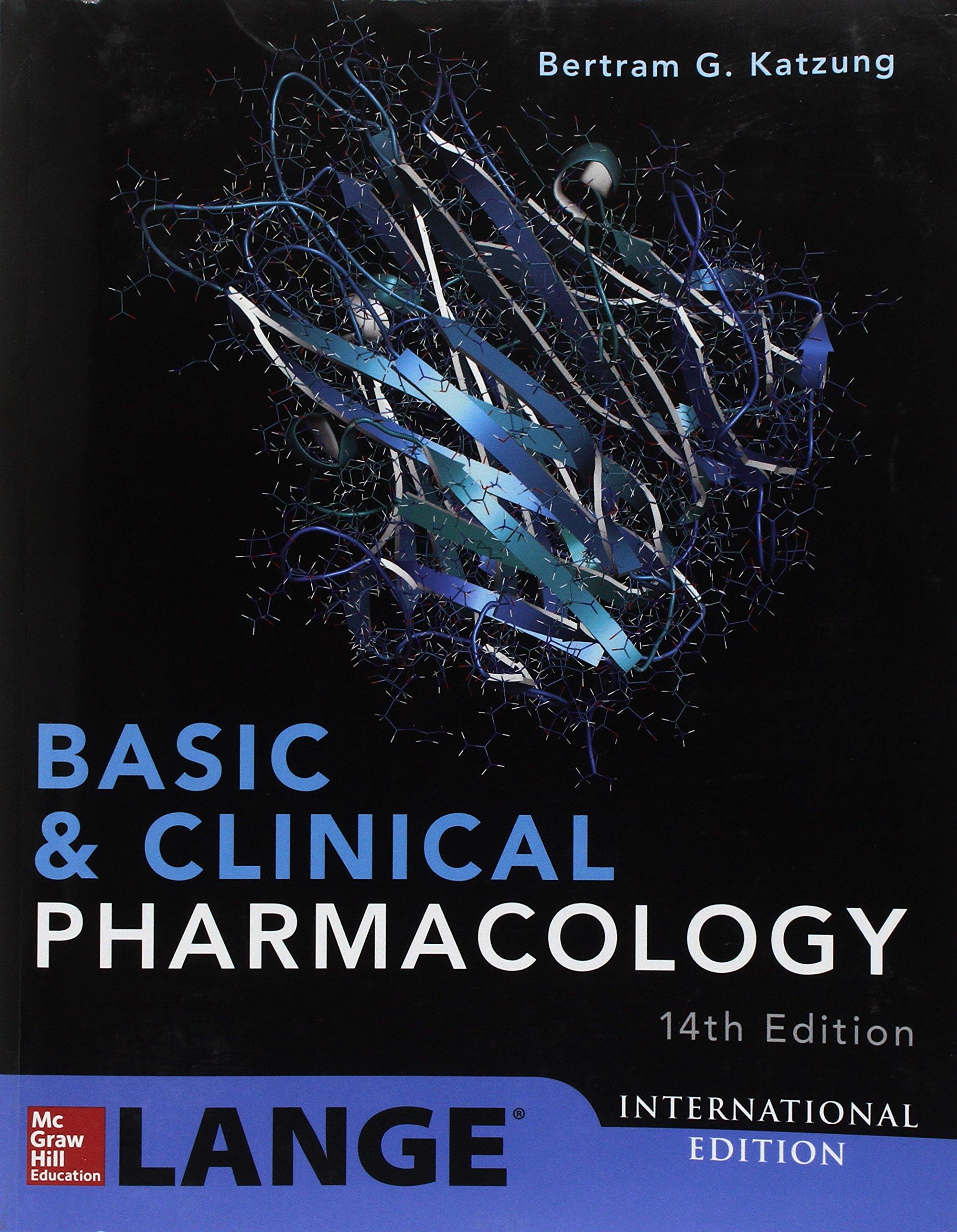 Basic Clinical Pharmacology 14e Katzung 9781260288179 Amazon Com Books
