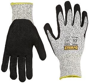 DEWALT DPG805L CUT5 Cut Protection Work Glove, Large