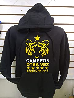 New! Tigres De La Uanl campeon 2017 Sweatshirt Hoodie with Pocket
