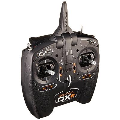 Spektrum DXe DSMX 2.4GHz 6-Channel Tx Transmitter Only, SPMR1000: Toys & Games