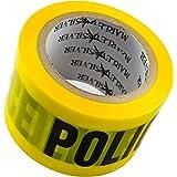 Police Line Do Not Cross Policía banda 50m Barricade Tape