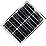 ALEKO LM109 Solar Panel 20W 24V for Gate Opener