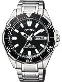 [シチズン] 腕時計 プロマスター メカニカル マリンシリーズ ダイバー200m NY0070-83E メンズ