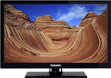 Telefunken LED-TV 56 cm 22 inch B22F340B EEK A+ DVB-T2: Amazon co uk