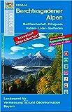 UK 50-55 Berchtesgadener Alpen 1 : 50 000