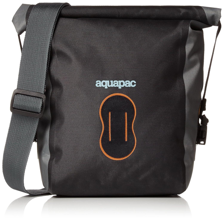 AQUAPAC Wasserdicht Kameratasche SLR, schwarz-grau, 190 x 165 x 75 mm, 022,