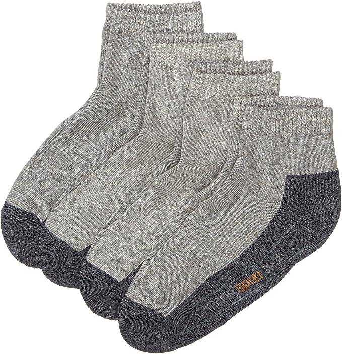 2 Paar CAMANO Socken Strümpfe Unisex Quarter-Socken Sportsocken PRO-TEX