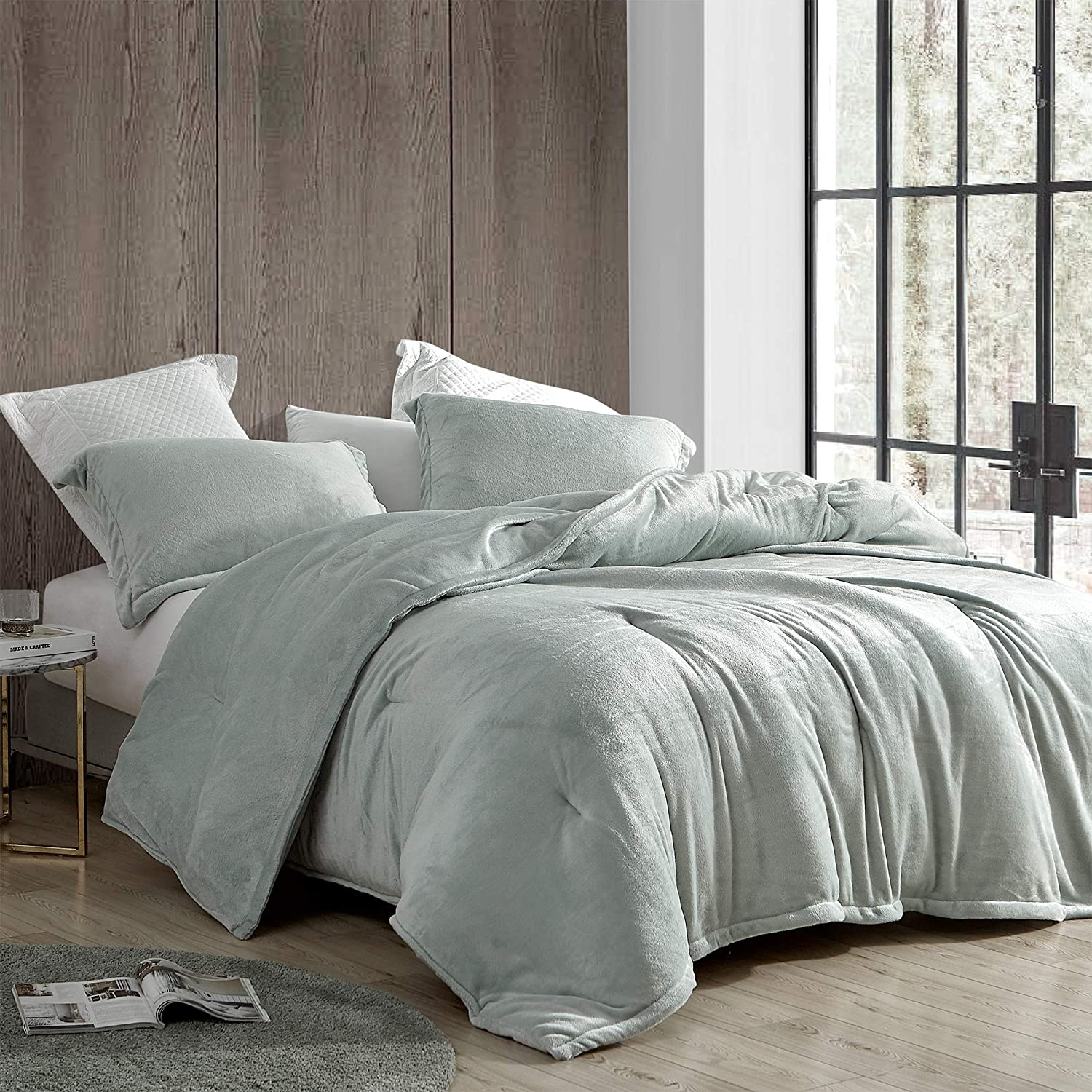 Coma Inducer Twin XL Comforter Touchy Mineral Feely Gray Max 55% OFF Max 48% OFF -