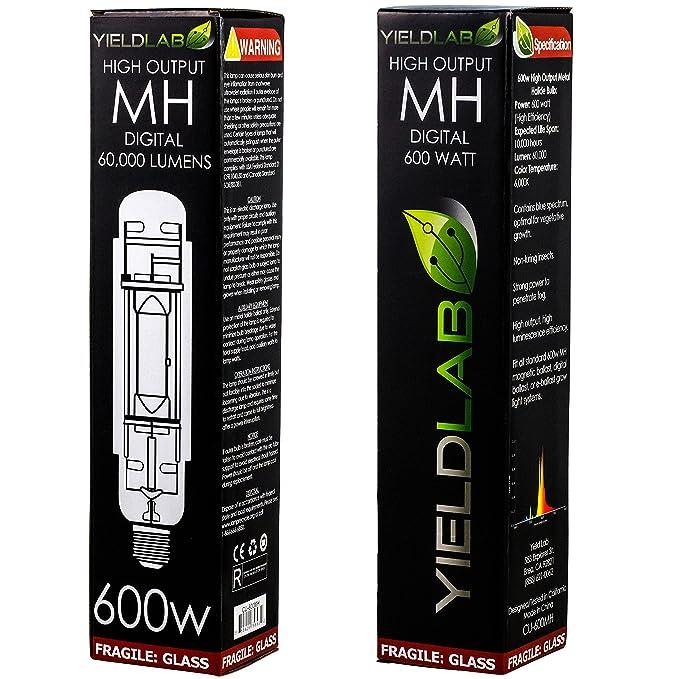 Amazon.com: De papel Lab metal Halide (MH) Luz de ...